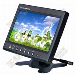 7-inch stand-aline TFT LCD Monitor