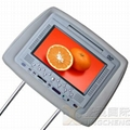 7-inch high-definition TFT LCD  DVD 16:9