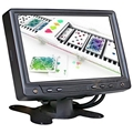 7inch touch screen car monitor withVGA