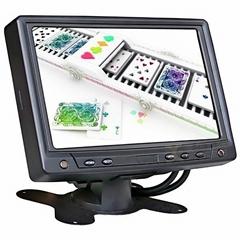 7寸車載觸摸液晶顯示器/VGA電腦接口