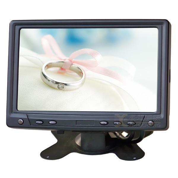 7寸车载触摸液晶显示器/VGA电脑接口 5