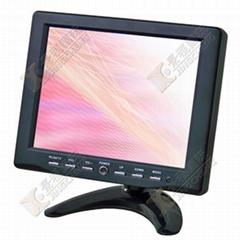 8寸全新触摸数字屏车载(工控)液晶显示器