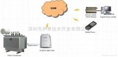 電力變壓器溫度監控系統
