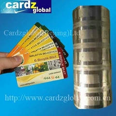 RFID Paper Ticket