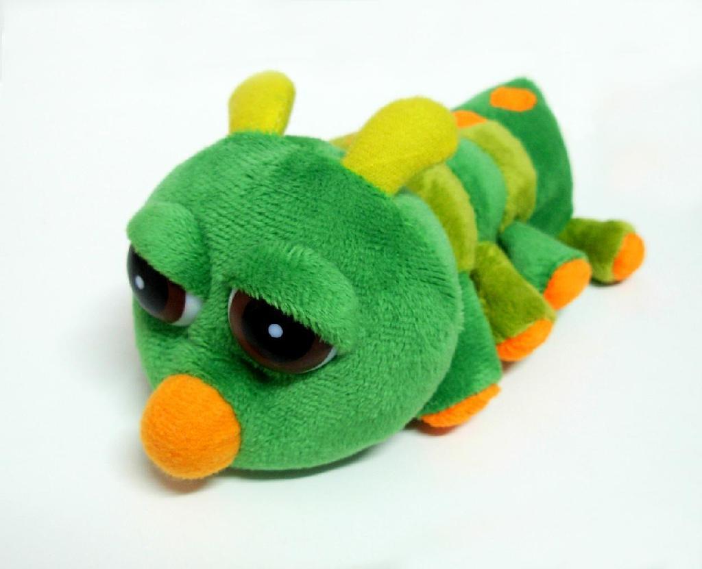Plush Toys Product : Plush caterpillar china manufacturer stuffed toys
