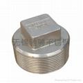 製造優質不鏽鋼絲口管件 1