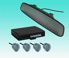 Mirror Parking Sensor, Super Thim Rearview Mirror