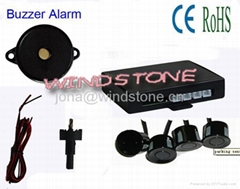 Car Parking Sensor, Buzzer warning Parking Sensor System