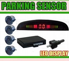 Offer you Rainbow LED Display Parking