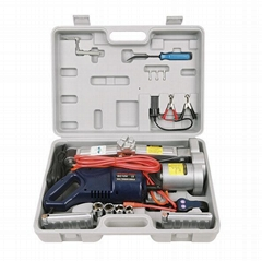 electric jack & impact wrench kits