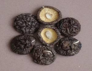 dried mushroom (shiitake) 1