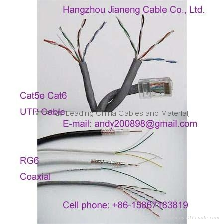 Cat5e Wiring on Electricity   Optical Fiber  Cable   Wire   Computer Cable