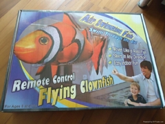 Air Swimmer Remote Control Inflatable Flying Fish