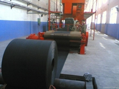 fire resistant conveyoe belt