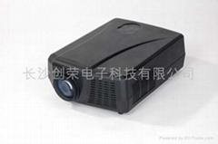 創榮GQX60SPL-AT高清晰娛樂場所/家用投影機
