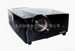 投影機生產廠|KTV投影機創榮電子誠征北京區域獨家總代理