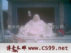 泥塑佛像2