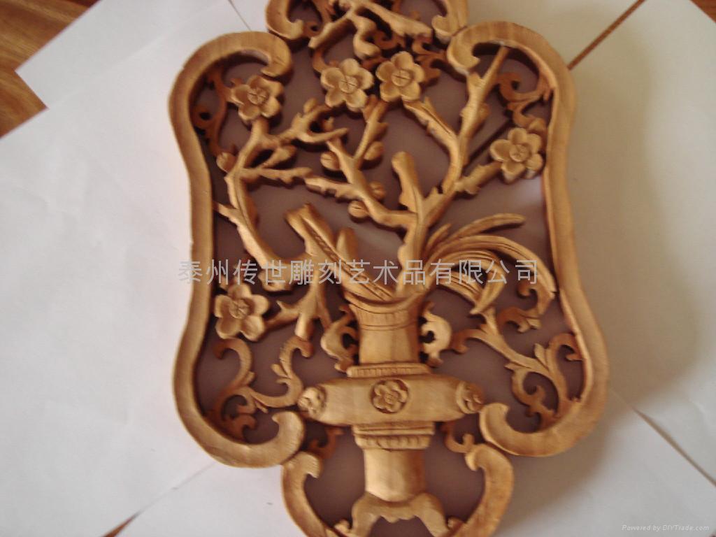 木雕工艺品2