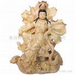 木雕佛像4