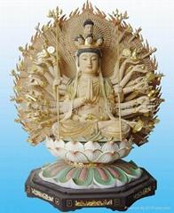 木雕佛像3