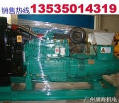 广州东风康明斯柴油发电机组