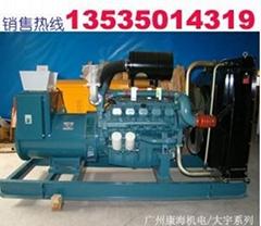 原裝進口大宇柴油發電機組廣州銷售點