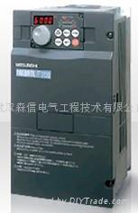 三菱变频器武汉代理销售FR-A740系列节能通用型变频器