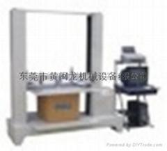纸箱抗压仪;纸箱抗压试验机;包装压缩试验机;堆码试验机