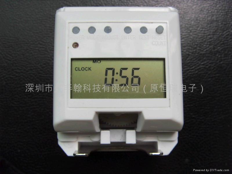 液晶喷香机控制板 1
