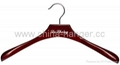 Apparel hanger-wooden hanger --clothes