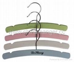 child hangers --wooden hangers