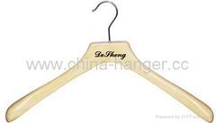 Deluxe Wooden Hangers