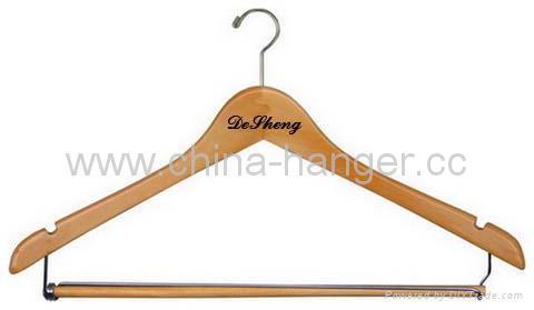 Luxury clothes hangers 1