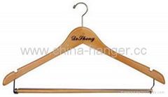 Luxury clothes hangers