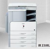 佳能复印机IRIR2422系列