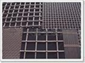 Crimped wire mesh,stainless steel