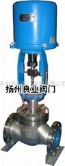 ZDLMT941W25P电子式不锈钢电动套筒调节阀,