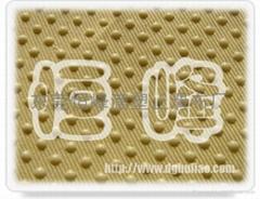 供應工業防靜電手套用點塑布