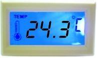 温度显示器仪表