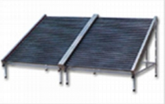 all glass vacuum tube solar collector