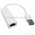 Apple USB 以太网转接器 1