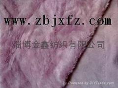 高檔毛絨玩具專用大豆纖維高低毛