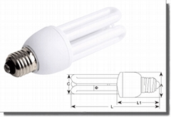 Energy saving lamp 3U type