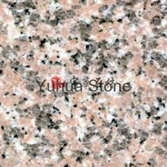 Cherry Flower Red granite tiles,vanity tops,tombstone,slate