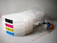 LC39/LC985 Refillable inkcartridge
