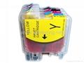 LC985/LC39可填充墨盒 2
