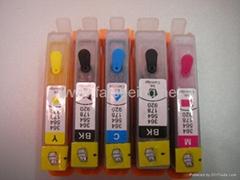 HP178 364 564 862 可填充墨盒
