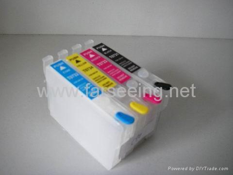 爱普生可填充墨盒(兼容墨盒) 1