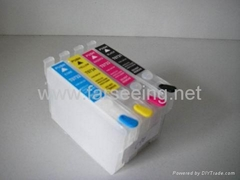 Refillalbe ink cartridge for Epson(Compatible) with ARC