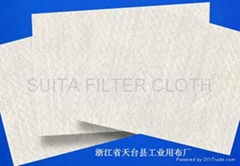 fiber glass filter material,filter cloth